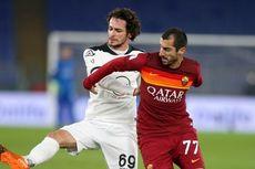 Buat Kesalahan Konyol, AS Roma Terancam WO di 16 Besar Coppa Italia