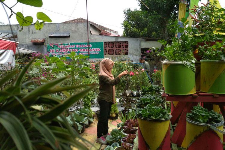 Di Kampung Ini Warga Wajib Setor Sampah Untuk Buat Surat