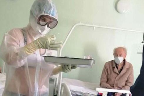 Hukuman bagi Perawat Rusia yang Hanya Pakai Bikini di Balik APD Dibatalkan