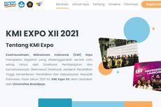 Ajang Mahasiswa Berwirausaha, Kemendikbud Ristek Gelar KMI Expo 2021