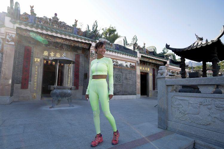 Awalnya, Tin Hau Temple dibangun sebagai persembahan kepada Dewi Laut. Kini, candi ini identik dengan sebutan ?pelindung kota?.