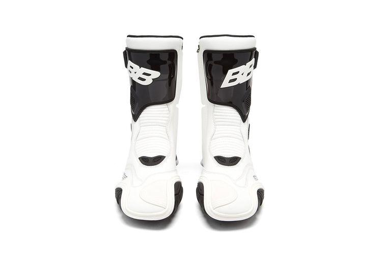 Balenciaga Tyrex Leather Biker Boot