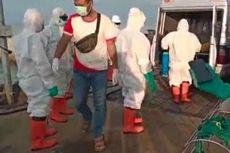 ABK Ditemukan Tewas Tanpa Busana, Diduga Serangan Jantung, Jenazah Disemprot Disinfektan