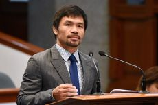 April 2021, Manny Pacquiao Bertarung Lagi