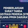 Situs Pengajuan STRP Error, Anies: Kapasitas 1 Juta Pendaftar Bersamaan, yang Masuk 17 Juta...