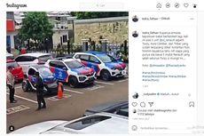 Beredar Bocoran Renault Jadi Mobil Dinas Polisi?