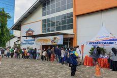 Jelang Lebaran, Bulog Kembali Gelar Operasi Pasar Daging Beku