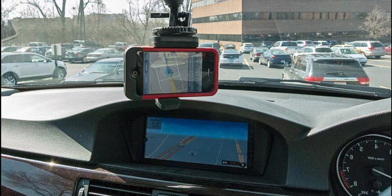 Tren GPS tambahan pada mobil mulai menurun akibat maraknya penggunaan smartphone.