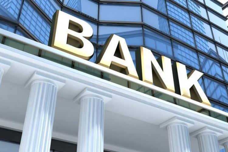 Ilustrasi bank