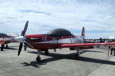 Pesawat TNI AU KT-1B Wong Bee Jatuh di Yogyakarta, Dua Pilot Selamat