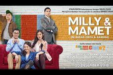 Lirik dan Chord Lagu Berdua Bersama - Jaz Hayat, OST Film Milly & Mamet