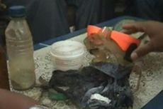 Polisi Pasuruan Amankan Ratusan Bom Ikan