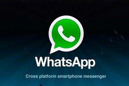 """""""Penduduk"""" WhatsApp Sudah Lewati Twitter"""