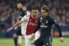 Ajax Vs Real Madrid, Ten Hag Anggap Timnya Kurang Beruntung