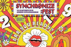 77 Penampil Baru Diumumkan, Sheila on 7 hingga Didi Kempot Akan Guncang Synchronize Fest