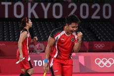 Jadwal Final Badminton Ganda Putri Olimpiade Tokyo 2020, Greysia/Apriyani Vs Wakil China