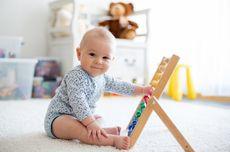 3 Cara Sederhana Asah Kemampuan Motorik Bayi