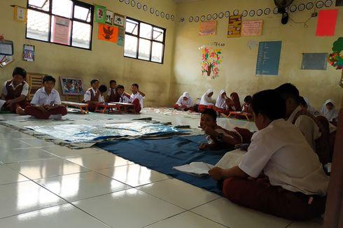 Kemendikbud Akan Cek SD di Tambun Selatan yang Muridnya Belajar Lesehan