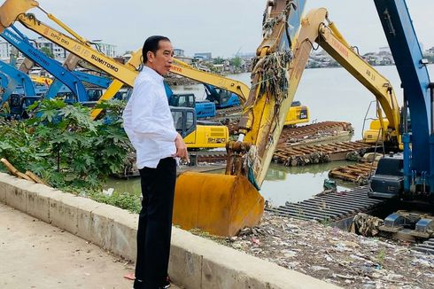 Jokowi dan Memori Waduk Pluit