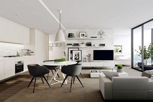 Cara Praktis Mendekorasi Apartemen Sewa