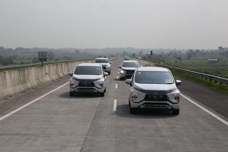 Menjajal tol baru di Jawa Timur dan Jawa Tengah
