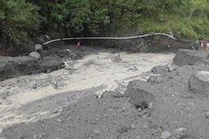 Banjir Lahar Hujan Merapi di Kali Boyong, Jalur Pipa Air Bersih Warga Rusak