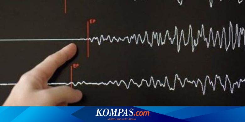Jakarta Diguncang Gempa Sore Ini