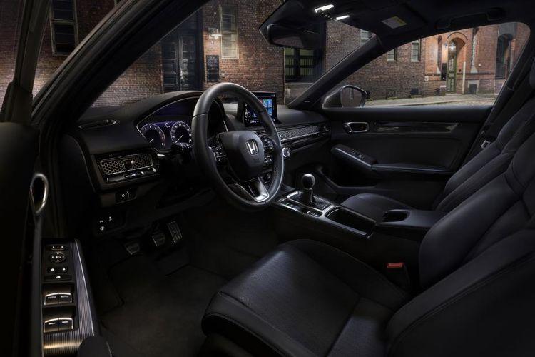 Interior Honda Civic Hatchback