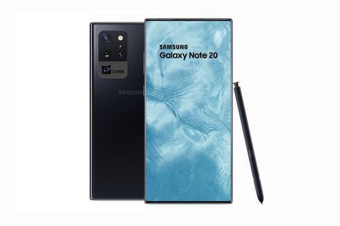 Bocoran Harga Samsung Galaxy Note 20, Termurah Rp 15 Juta