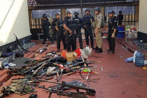 [KALEIDOSKOP] Serangan hingga Upaya Teroris Gemparkan Jakarta Selama Satu Dekade