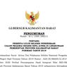 Pemprov Kalimantan Barat Umumkan Hasil Seleksi CPNS 2019, Berikut Link-nya!