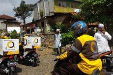 Buka Lapangan Kerja di Tengah Pandemi, Ustaz Ahmad Rintis Bisnis Ojek Online Pesantren
