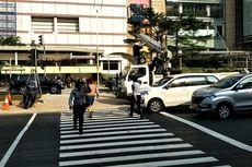 Arus Lalu lintas Padat, Petugas Tak Akan Seberangkan 1-2 Orang di