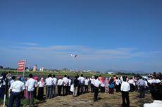 Uji Terbang Kedua Pesawat N219 Batal Dihadiri Menteri