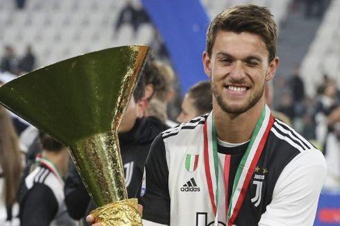 Bek Juventus Daniele Rugani Segera Keluar dari Masa Karantina Virus Corona