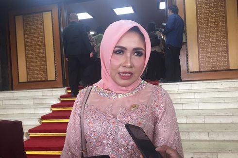 Pernah Digugat Gara-gara Foto Cantiknya, Kini Anggota DPD Evi Apita Lega Sudah Dilantik