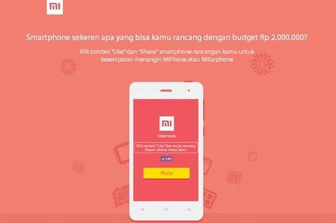 Ini Dia, Situs Resmi Android Xiaomi Indonesia