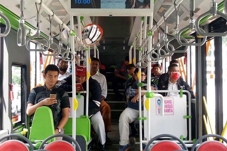 interior metrotrans