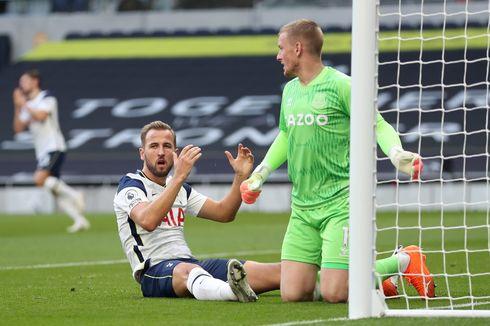 Tottenham Vs Everton, Jose Mourinho Sebut Tim Asuhannya Main Ogah-ogahan