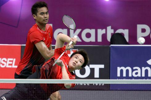 Indonesia Masters 2019, Momen Perpisahan Liliyana Natsir