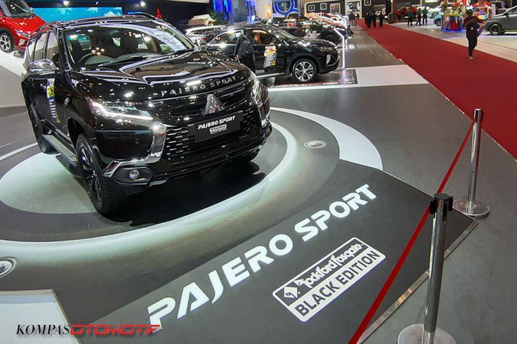 Mitsubishi Pajero Sport Rockford Fosgate Black Edition GIIAS 2019