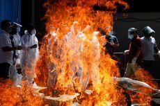 Update Corona 25 April: 10 Negara dengan Kasus Tertinggi | 27 Tewas dalam Kebakaran RS Covid-19 di Irak