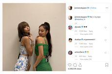 Video Cantik di IG, Jennie dan Lisa BLACKPINK Dapat 6 Juta