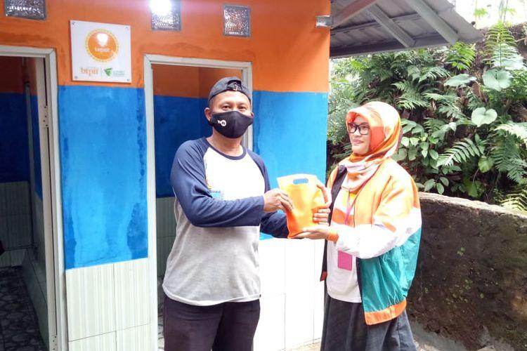 Program pemberdayaan masyarakat BTPN Syariah yang menggandeng Disaster Management Center (DMC) Dompet Dhuafa