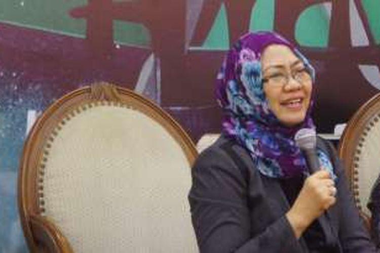 Peneliti politik Lembaga Ilmu Pengetahuan Indonesia (LIPI), Siti Zuhro