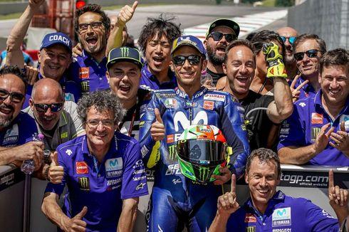 Tak Dipakai, Mekanik Kesayangan Rossi Pensiun dari MotoGP