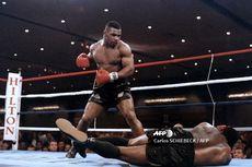 Anthony Joshua Prediksi Mike Tyson Bakal Menang Lawan Muhammad Ali