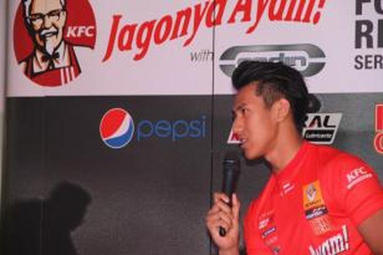 Pebalap muda Indonesia, Sean Gelael