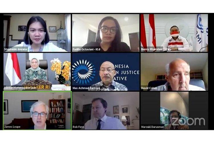 Webinar Mempertanyakan Komitmen Multi-Pihak dalam Melindungi ABK Indonesia di Kapal Ikan Asing