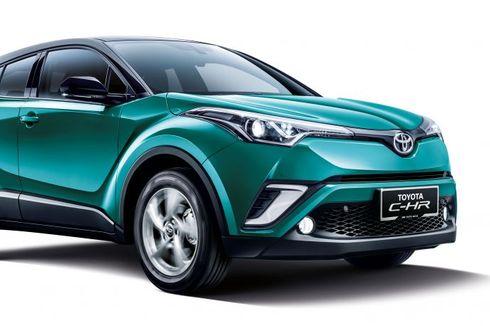 Toyota C-HR Hibrida Meluncur Tahun Ini
